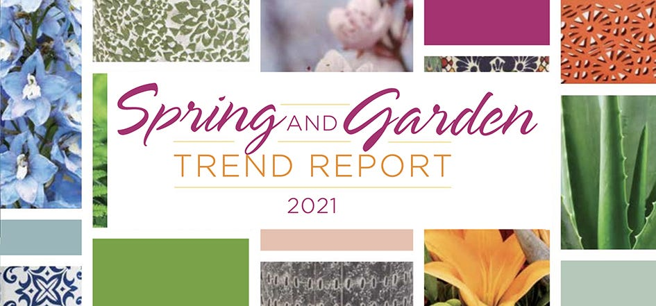 Spring Trend Report 2021