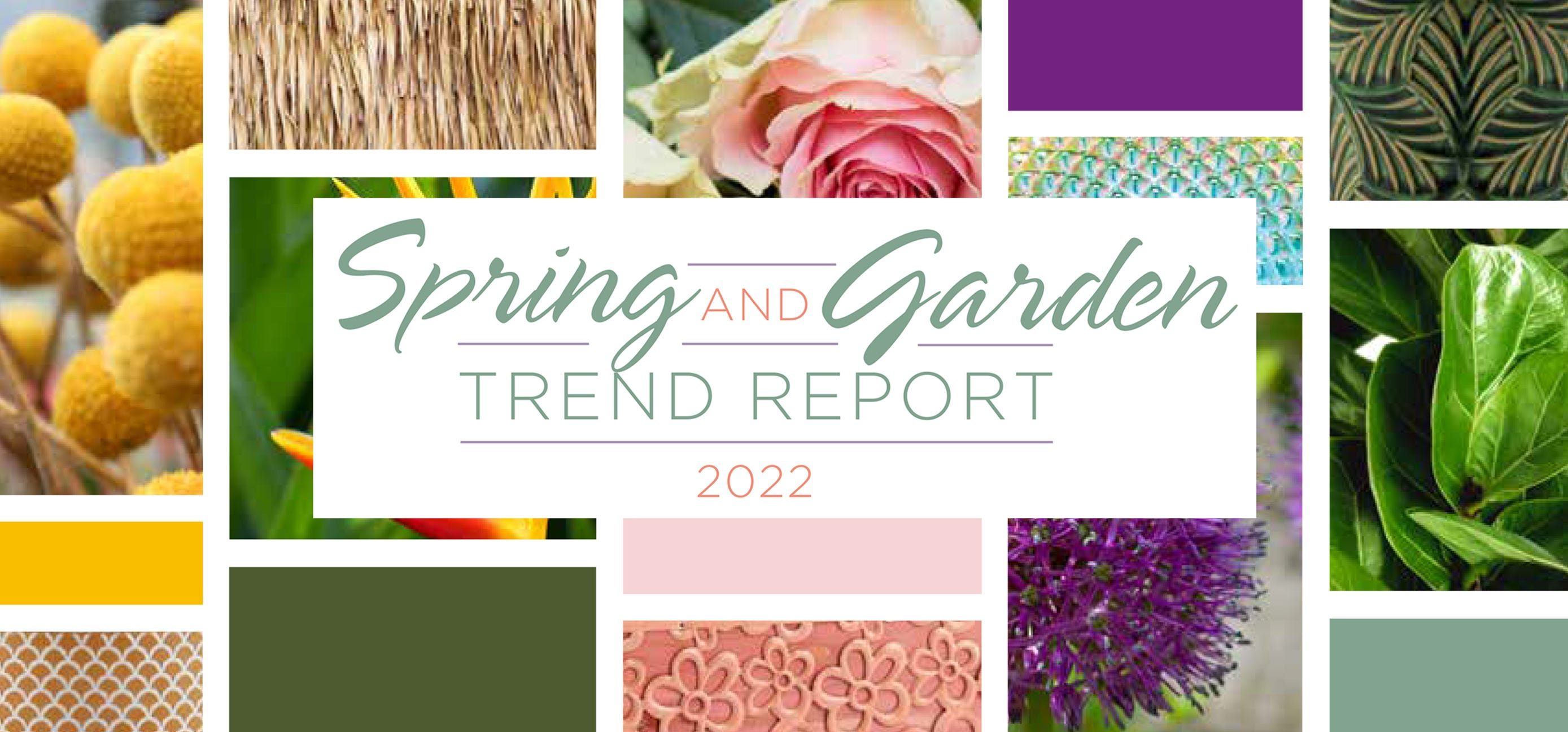Spring Trend Report 2022